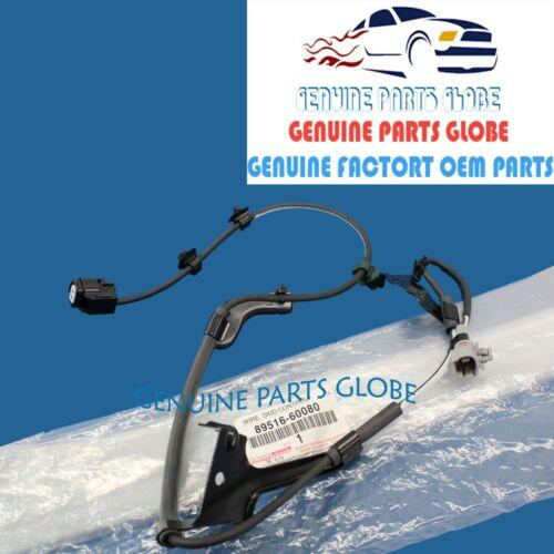 GENUINE TOYOTA 4RUNNER FJ GX470 FRONT LEFT SKID CONTROL SENSOR WIRE 89516-60080