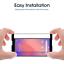 Amfilm-Protecteur-d-039-ecran-pour-Google-Pixel-3-Premium-Real-verre-trempe-2-Pack miniature 4