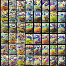 Newest Pokemon 100 CARD LOT RARE 20 MEGA FLASH Holo CARDS+80 EX CARDS NO REPEAT