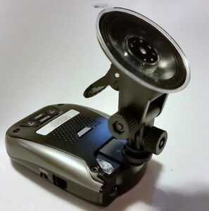 New-Uniden-Radar-Detector-Windshield-2-Axis-Mount-Suction-Cup-UND-PVT