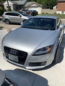 2012 Audi TT premium plus