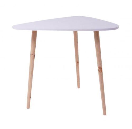 Maison de campagne d/'appoint Table basse Table basse table salon Armoire Bois Blanc