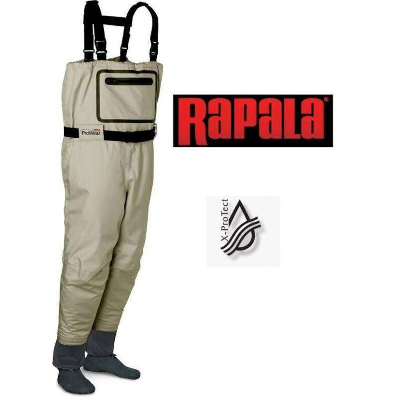 RAPALA WADER XProugeECT CHEST WADER