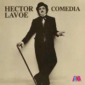 HECTOR-LAVOE-COMEDIA-BOOKLET-IN-ENGLISCH-SPANISCH-CD-NEW
