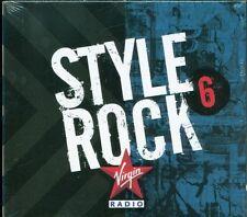 Virgin Radio Style Rock 6 - Franz Ferdinand/Placebo/Kasabian/Oasis Cd Nuovo