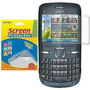 AMZER-Kristal-Anti-Glare-Screen-Protector-for-Nokia-808-PureView
