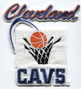 1994-2003-Cleveland-Cavaliers-Cavs-Baloncesto-NBA-9-5cm-Troquelado-Equipo-Parche