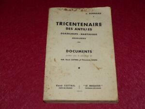 Bibl-RENE-COTTRELL-ANTILLES-MARTINIQUE-ABBE-JOSEPH-RENNARD-TRICENTENAIRE-1935
