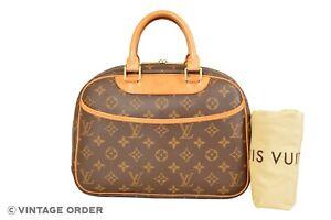 Louis-Vuitton-Monogram-Trouville-Hand-Bag-M42228-YG00839