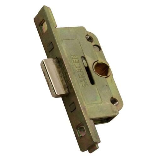 Aubi//saracen Ventana aleación de zinc Gearbox 22mm backset 11.5 Mm Perno longitudes Para Pvc
