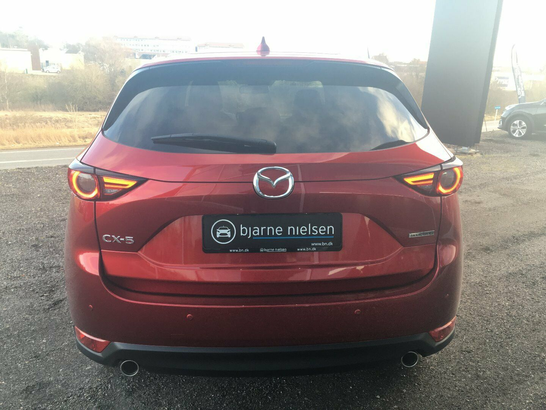 Mazda CX-5 2,0 SkyActiv-G 165 Cosmo aut. - billede 2
