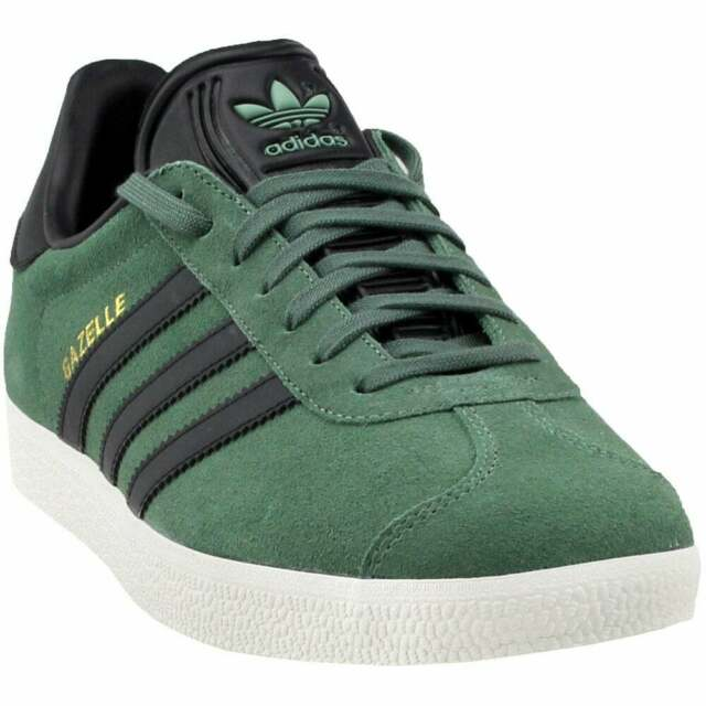 adidas Gazelle Sneakers Casual   Sneakers Green Mens - Size 12 D