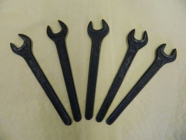 13mm spanner flat wrench thin 13 mm black