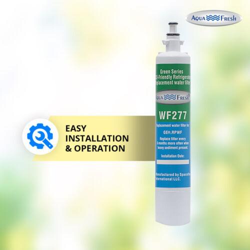 Aqua Fresh Water Filter 3 Pack Fits GE Appliance CYE23TSDSS Refrigerators