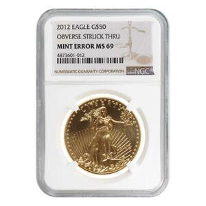 2012-1-oz-50-Gold-American-Eagle-NGC-MS-69-Mint-Error-Obv-Struck-Thru
