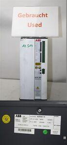 ABB-ACP201-14-Servomoteur-3ADM200136R0101-VARIATEURS-D-039-OCCASION