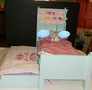 Image Is Loading American Bouquet Trundle Bed Bedding Set 18