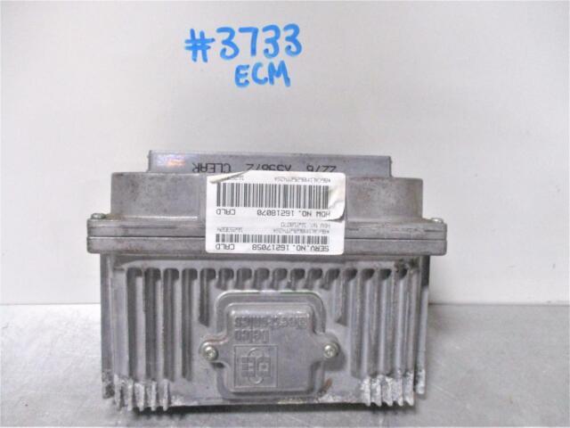 1997 Buick Lesabre 3 8l Engine Ecm Module Serv No 16217058