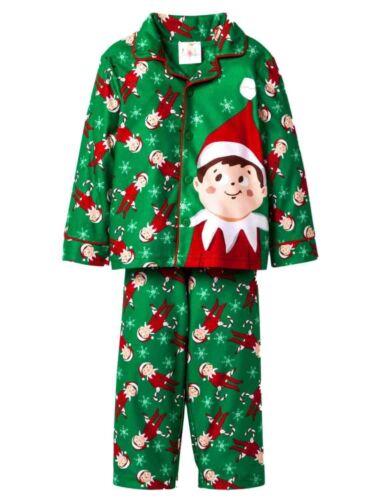 BNWT Peppa Pig George Christmas Pj Set Age 3-5 Years Grey // Navy Unisex