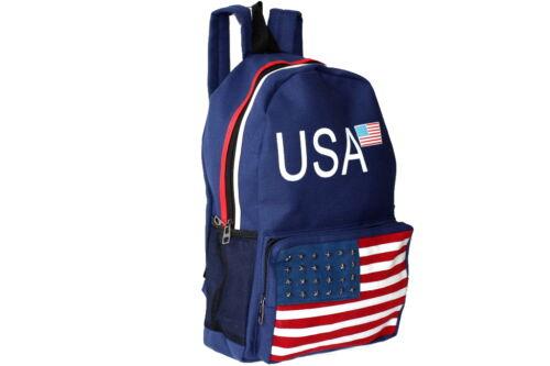 City Rucksack Ranzen USA UK Motiv Schulrucksack Sporttasche Freizeitrucksack