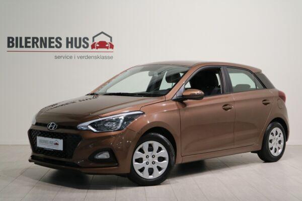 Hyundai i20 1,25 Life billede 0