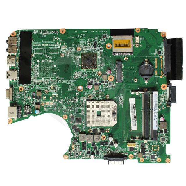 For Toshiba Satellite L750D L755D motherboard A000081230 DA0BLFMB6E0 SOCKET FS1
