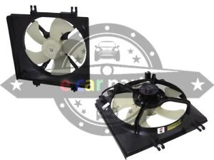 SUBARU FORESTER SH 1/2008-12/201 A/C CONDENSOR FAN NON TURBO