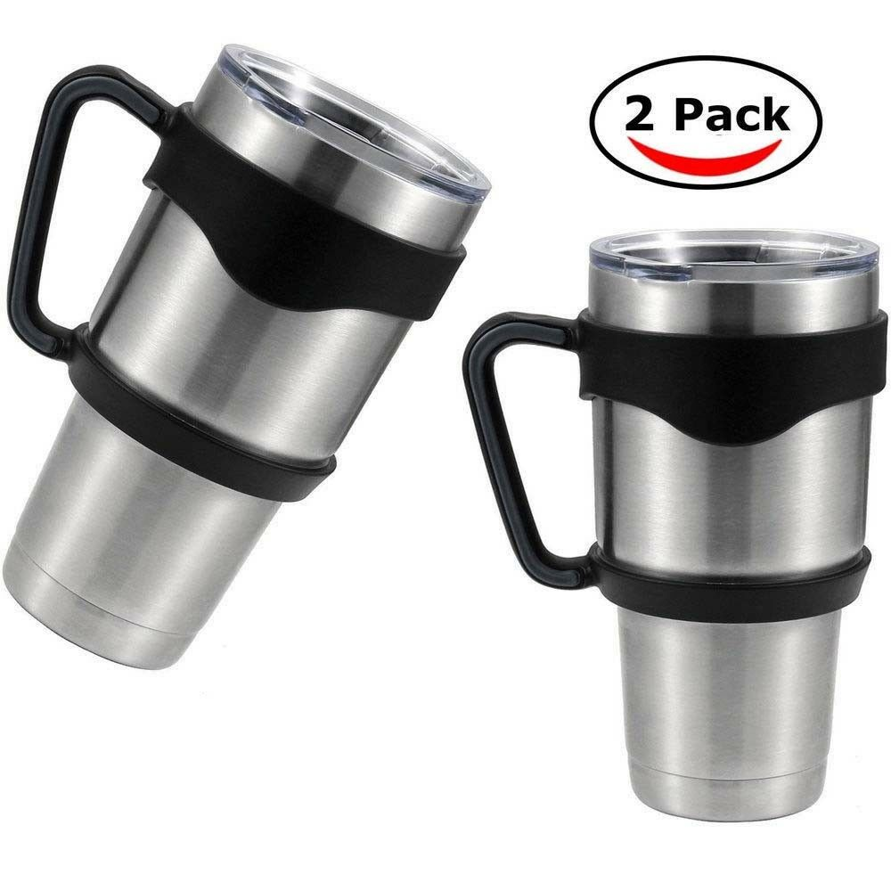 2x Handle for 30 Oz RTIC YETI Rambler Tumbler coffee glass travel Drinkw... - s l1600