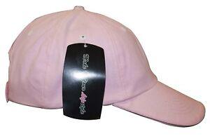 Womens-Pink-amp-white-cap-Christ-is-Life-Ladies-fit-cap