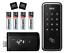 Smart-Electronic-Keyless-Password-Code-Door-Lock-Digital-Security thumbnail 1