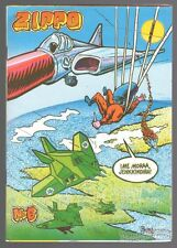 ZIPPO #6 underground comix REIMA MAKINEN mini-comic minicomix sci-fi Finnish '92