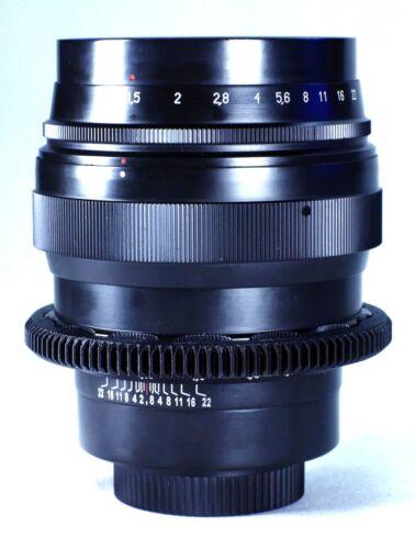 Seamless Focus Gear for Helios 40-2 85mm f1.5 Lens