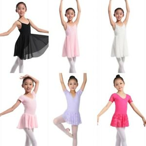 b0515ac1f Children s Ballet Dress Leotard with Skirt Dance Costumes Tutu ...