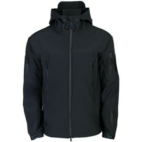 Mens Military Jacket Winter Waterproof Army Tactical Coats Windbreaker Outwear