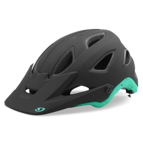 Mountain Bike MTB Giro Montaro MIPS Helmet Matte Black//Turquoise Speckle 2016