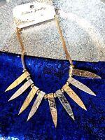 Bijoux Tres Chic Collier Or Et Argent