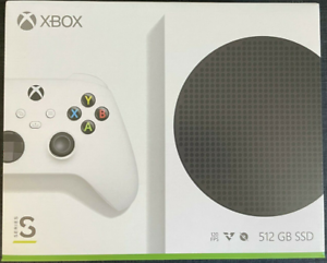 Microsoft Xbox Series S 512GB Video Game Console - Brand New Sealed