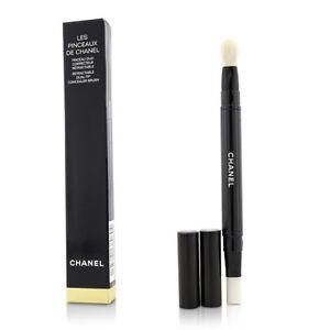 57ef9342e9 Details about Les Pinceaux De Chanel Retractable Dual Tip Concealer Brush  Accessories