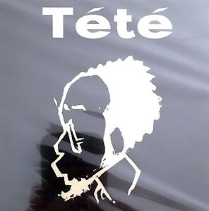 Tete-Maxi-CD-EP-Tete-France-M-M-Scelle-Sealed
