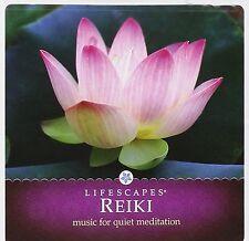 Reiki Music for Quiet Meditation (Lifescapes) [CD]