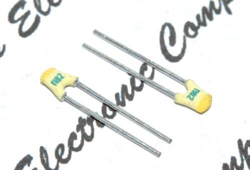 100V P:2.5mm Class1 Ceramic Capacitor PHILIPS 820P YL 820PF 0.82nF 10pcs