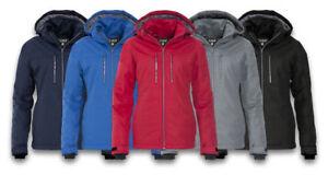 super popular 8398d ce98c Dettagli su giaccone giubbotto giacca imbottito donna sfiancato  impermeabile calda XS - XXL