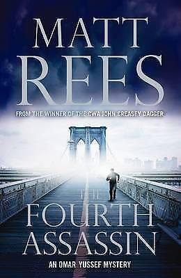 1 of 1 - Rees, Matt, The Fourth Assassin, Very Good Book