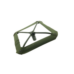 GERMAN-ARMY-SURPLUS-ISSUE-G1-CAMOUFLAGE-NET-POLE-SUPPORT-MESH-SPREADER-BOSS-DE