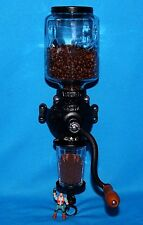 Vintage Coffee Grinder Mill ARCADE CRYSTAL No. 3 - Just Restored 100% In & Out