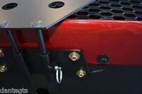 2013-14 Dodge Dart Front License Plate Bracket Relocation Frame