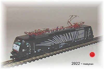 Abile Hobbytrain 2922 Br 189 E-lok Mrce Locomotion Ep. Vi #neu In Ovp #-mostra Il Titolo Originale