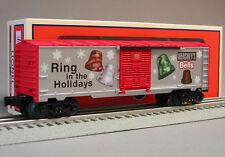 Lionel 26489 Hersheys Christmas Bells Boxcar