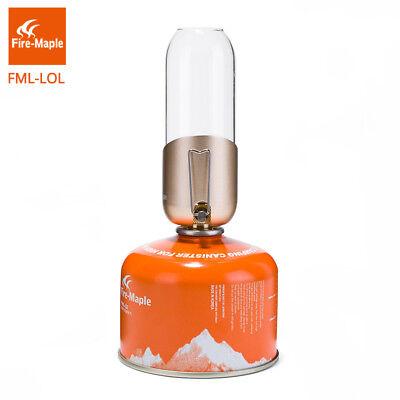 Fire Maple Ambiance Lantern Windproof Camping Gas Lamp Portable Light Ultralight