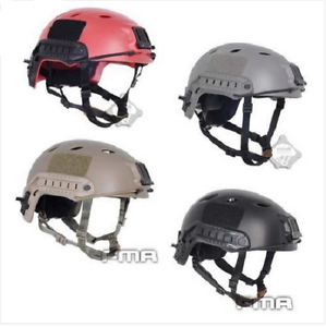 Base Jump Military Helmet Tactical LIGHTWEIGHT OPS-CORE FAST ABS